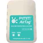 Airtag , Real-time,  AirTag temperature and GPS