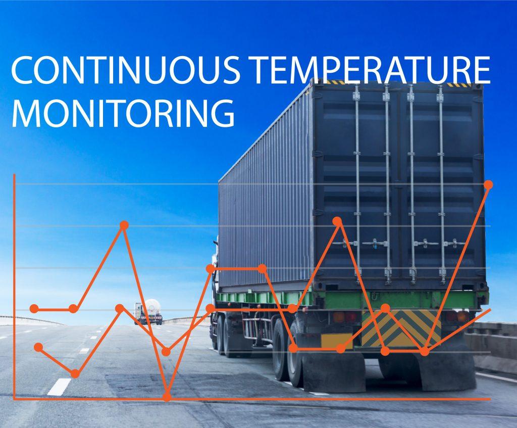 continuous temperature monitoring