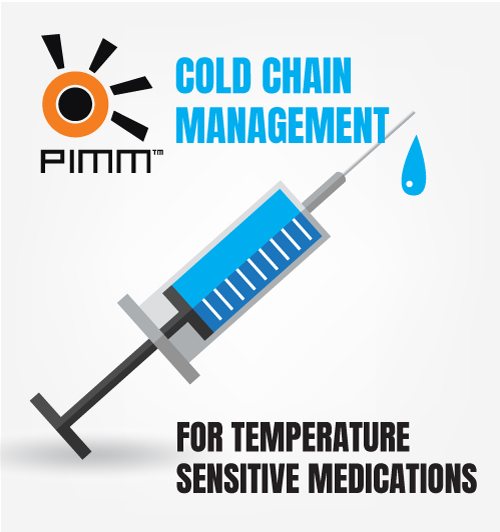 cold chaim namagement for remperature sensitive medications