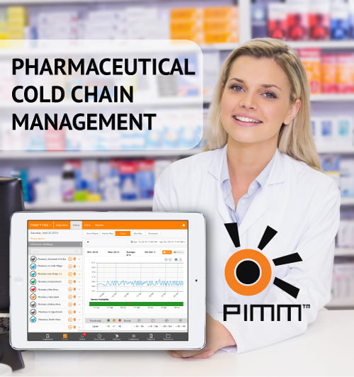 pharmaceutical cold chain management