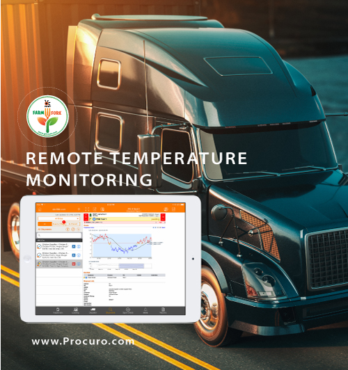 remote temperature monitoring