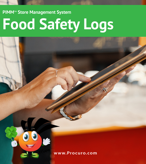 food safety logs