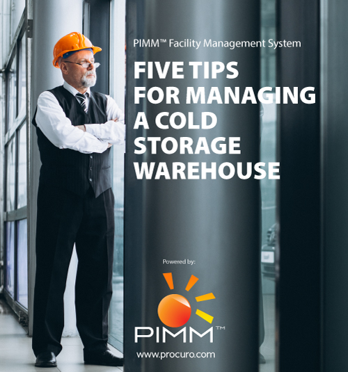 cold chain facility management